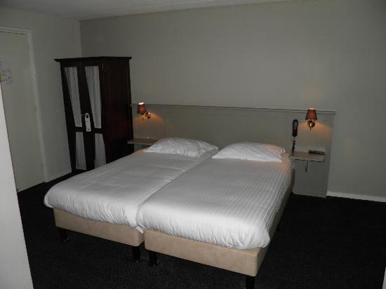 Landgoedhotel Villa Vennendal : Comfortable beds
