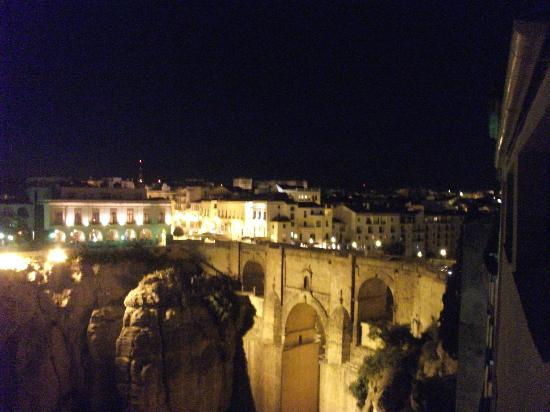 Hotel Montelirio: view