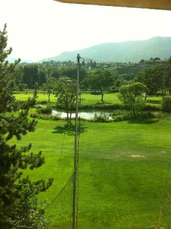 Ramada Penticton Hotel and Suites: Golf course