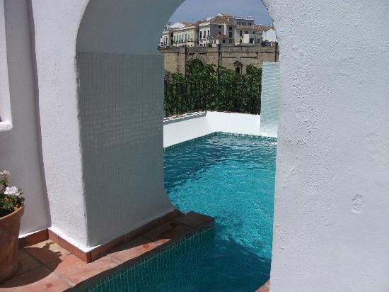 Hotel Montelirio: Pool