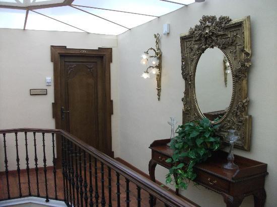 Hotel Montelirio: Landing