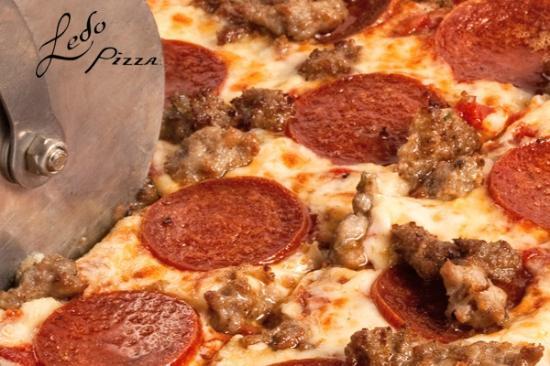 Ledo Pizza: Pizza