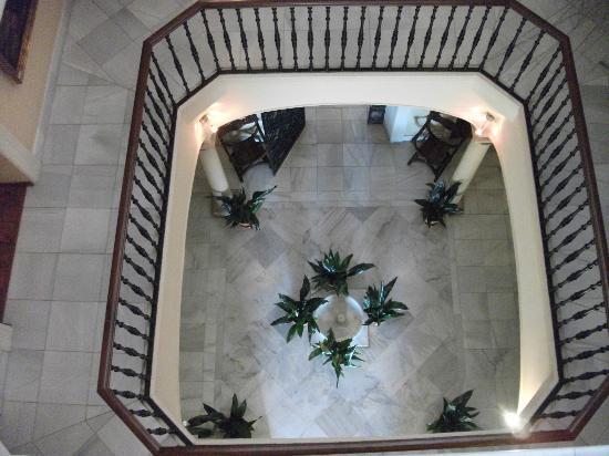 Hotel Montelirio: hallway