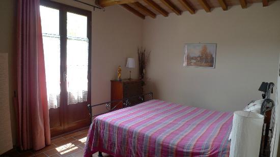 Il Casale Del Madonnino: Bedroom
