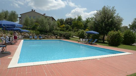 Il Casale Del Madonnino: View of apartment from pool area