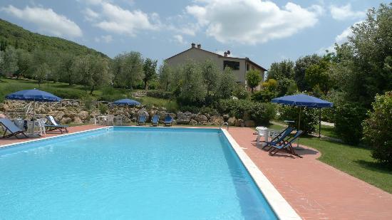 Il Casale Del Madonnino: Pool area 