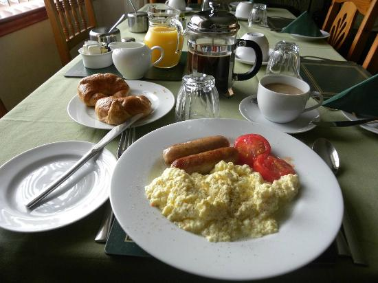 Ardgarry Guest House: A wide selection of breakfasts