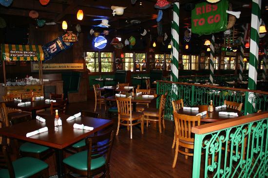 Carlos'n Charlie's Las Vegas: Dining Room