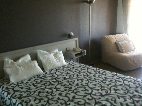 Cervione, France: chambre