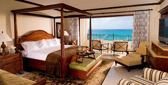 Beaches Turks & Caicos Resort Villages & Spa: Portofino Penthouse Water's Edge Two Bedroom Imperial Family Suite