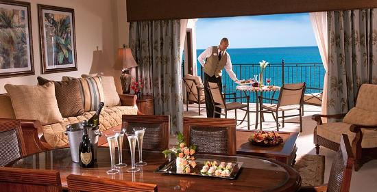 Beaches Turks & Caicos Resort Villages & Spa: Genoa Water's Edge Two Bedroom Imperial Family Suite