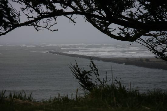 Cape Disappointment State Park : The mighty Columbia meets the Pacific