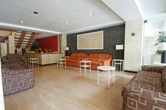 Hotel Marlowe: Lobby