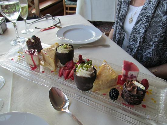 The Dunloe: dessert mmm mmm good