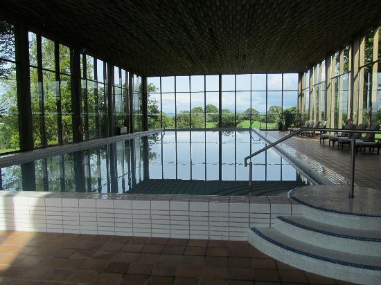 The Dunloe: indoor pool