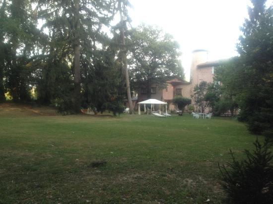 Hotel La Gabetiere : un petit aperçu du parc
