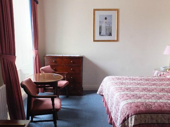 Glengarriff Eccles Hotel: Habitacion 102