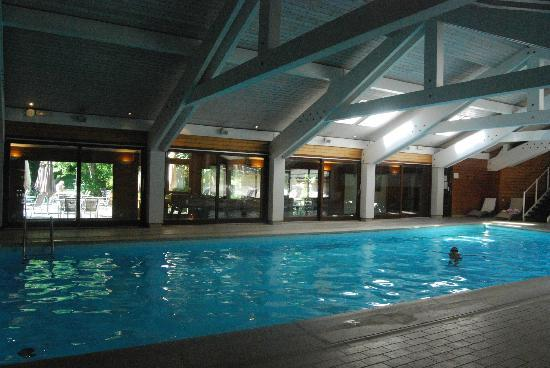 Piscine photo de hotel beauregard la clusaz tripadvisor for Piscine spa annecy