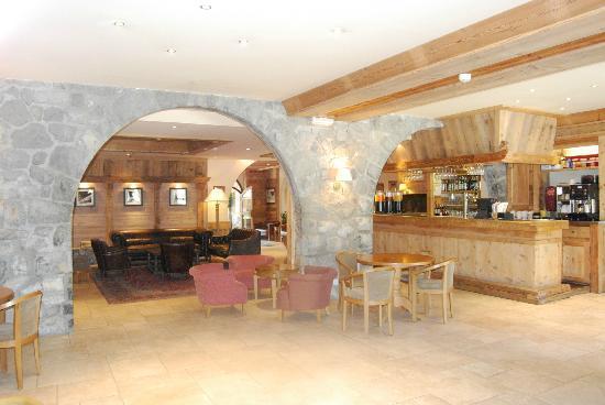 Hotel Beauregard: Bar + salon
