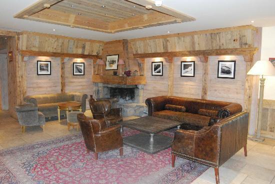 Hotel Beauregard: Salon