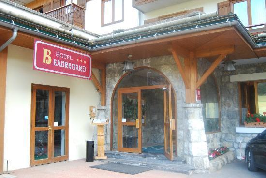 Hotel Beauregard: Entrée