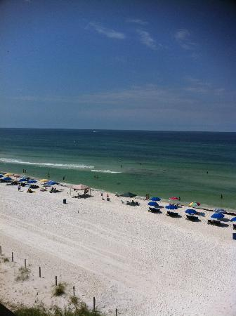 Gulfgate Condos: View from balcony