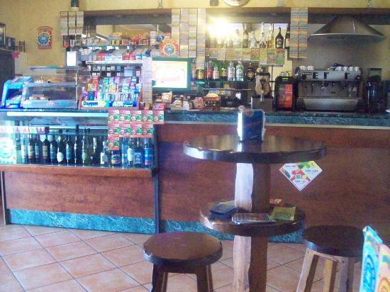 Bar Trattoria da Zio Pierino : interno