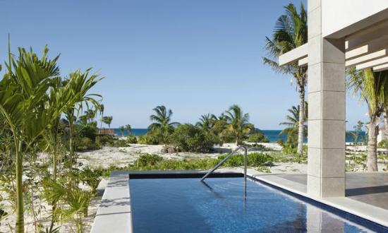 Beloved Playa Mujeres: Beach Front Casita Suites with Private Pool