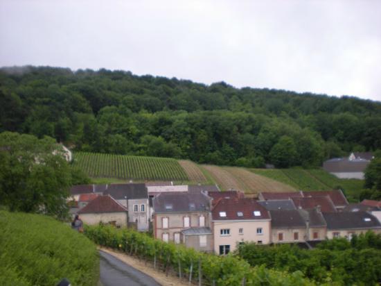 Le Phare de Vezernay: Towards the Champagne Mountain
