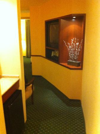 Fairfield Inn & Suites Denton: Great stay
