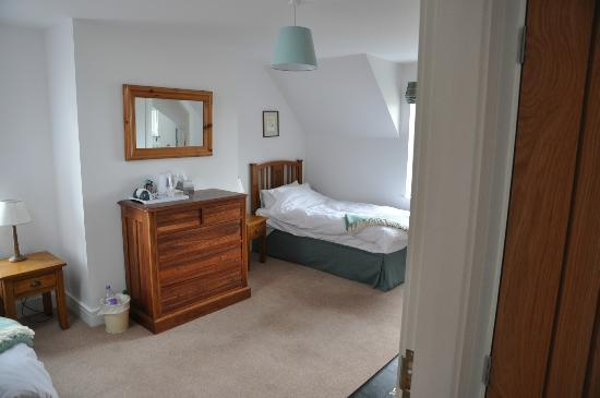Kintail House Bed and Breakfast : Twin Room