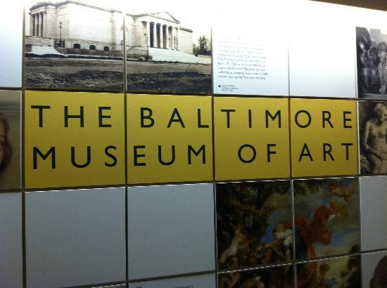 Baltimore Museum of Art: GREAT Time at the BMA - A hidden Tresure of Baltimore