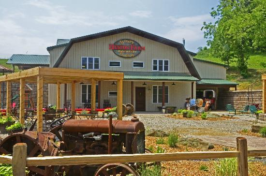 Heston Farm Winery & Pinchgut Hollow Distillery