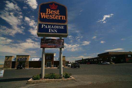 ‪‪BEST WESTERN Paradise Inn‬: Hotel and On-Site Restaurant‬