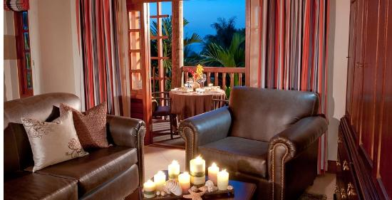 Beaches Negril Resort & Spa : Beachfront Suite