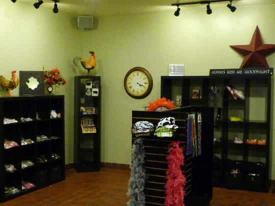 BEST WESTERN Paradise Inn: Gift Shop