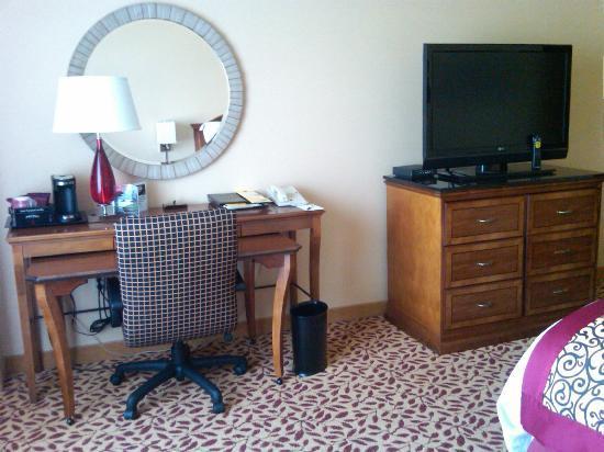 Bridgewater Marriott: Room 415