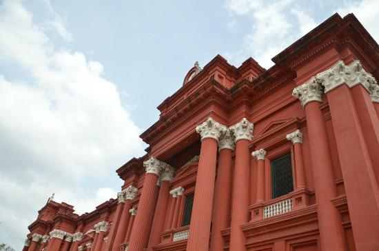 ‪Venkatappa Art Gallery and Government Museum‬