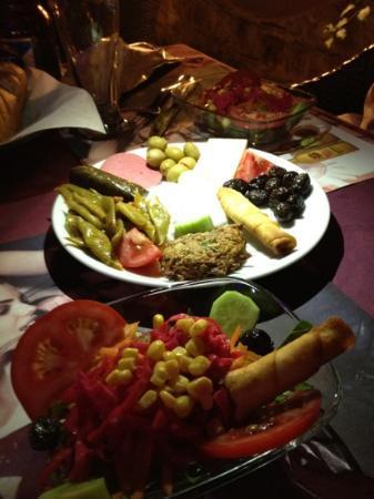 Yemenli Restaurant: mezze