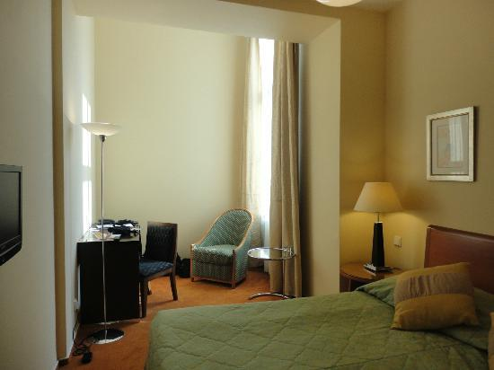 Hotel Beseda Prague : Hotel Christie Praga
