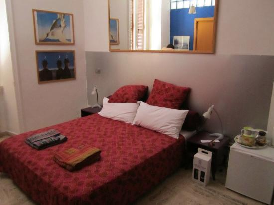 Alle Fornaci a San Pietro - Bed & Breakfast: Room with the view