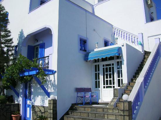 Villa Fotini - ingresso