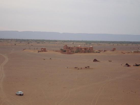 Stargazing Hotel Sahara Sky : desert hotel SaharaSky
