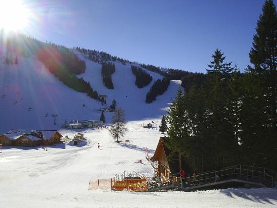 Hotel Stoderhof: Mountain area in Hinterstoder