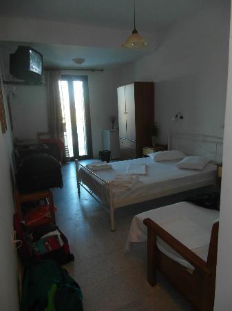 Fikas Hotel: Second room