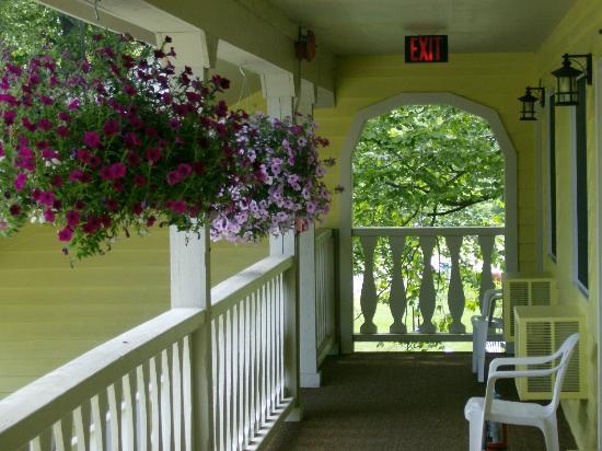 Ephraim Motel : Upstairs