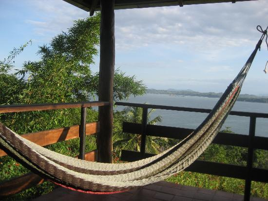 Pacific Bay Resort : Time to kick back in the hammock