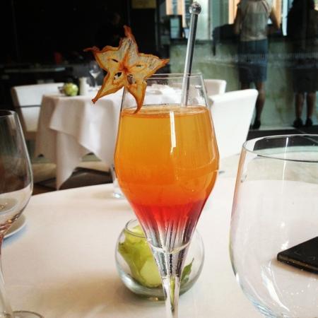 L'Anima: cocktail