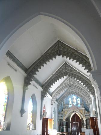 Basílica Virgen del Valle: Interior Basilica