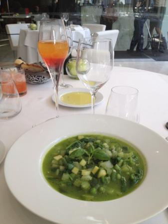 L'Anima: minestrone soup